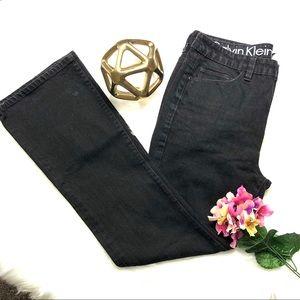 Calvin Klein Women's Jeans Hi-Rise Bootcut Size 30